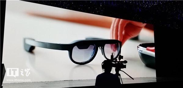 Rokid Glass可穿戴AR智能眼镜发布