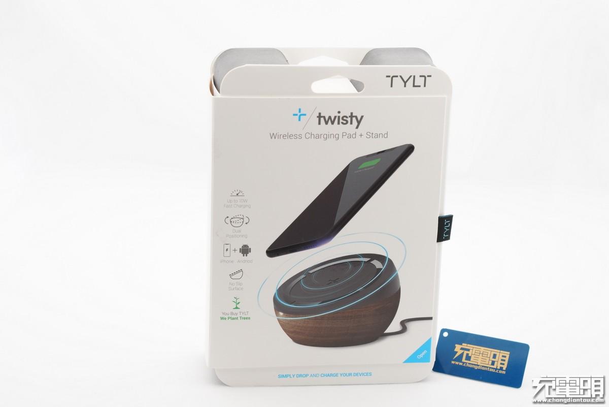 苹果推荐:TYLT teisty无线充开箱拆解