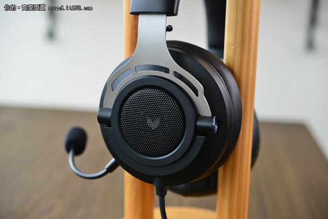 电竞听音利器! 雷柏VH300游戏耳机评测