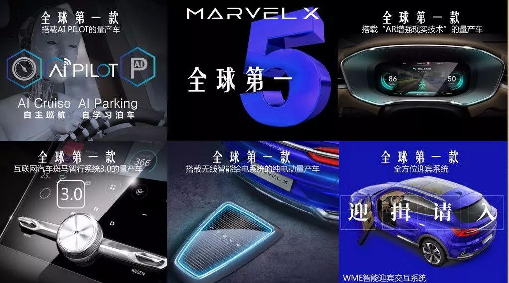 """6月29日开启预售 荣威MAVEL X紧急招募""""超级大威"""""""