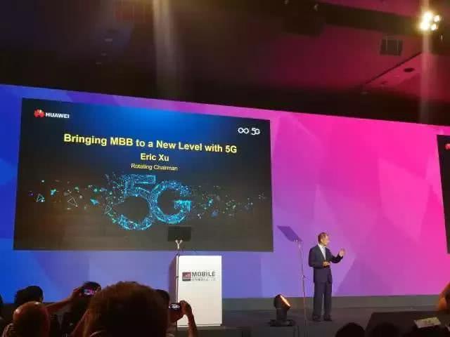 MWCS与华为的时代解答:为什么5G还是值得热爱?