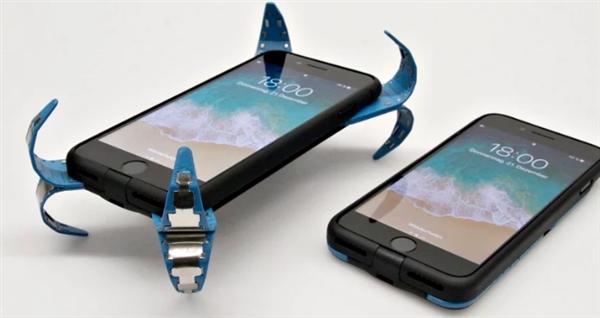 手机易摔碎怎么破?这个脑洞专利帮你忙