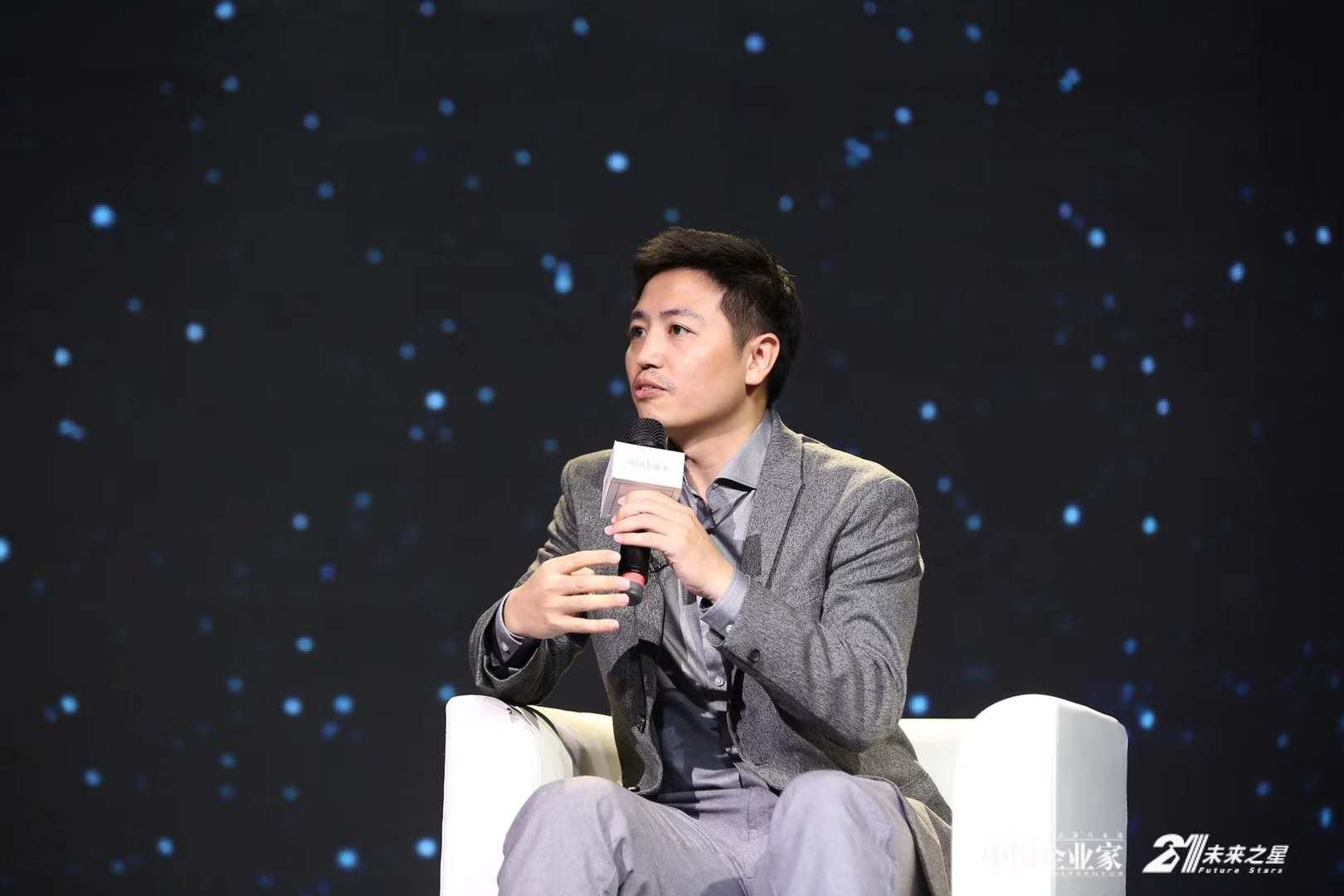 柔宇刘自鸿:一天工作16个小时 没采用国外技术路线