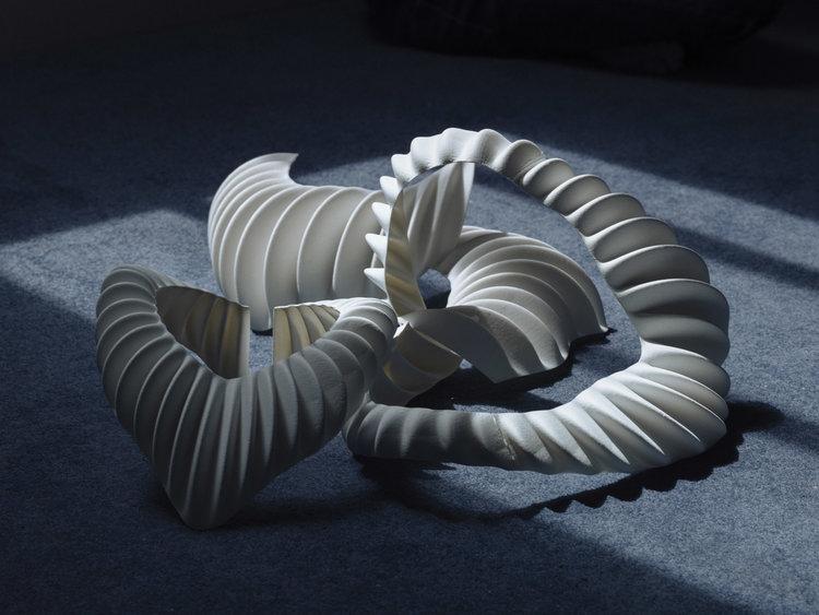JUN KAMEI RCA:3D打印两栖鳃可帮助人类在水下呼吸