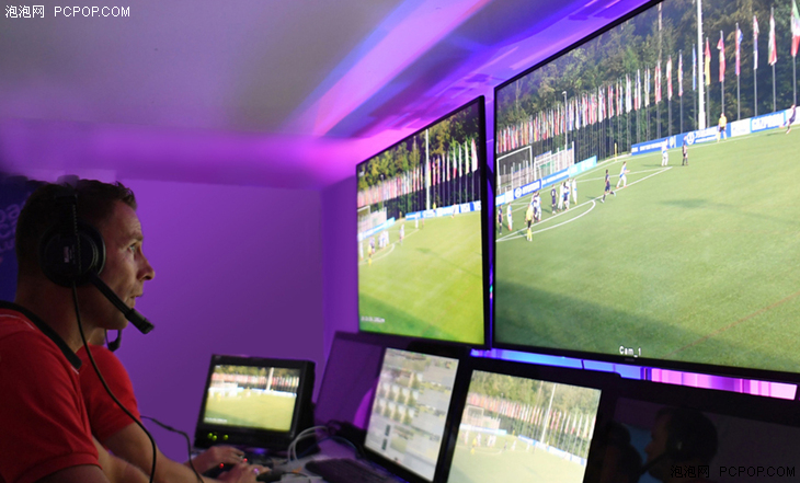 俄罗斯世界杯三大科技详解:VAR/4K HDR直播/门线技术