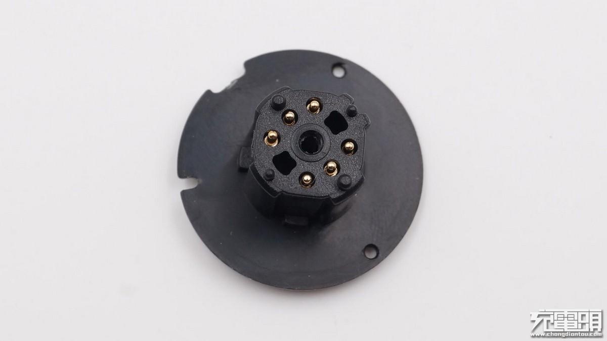 小米发布米物智能鼠标垫 支持10W无线充电(MWSP01)拆解