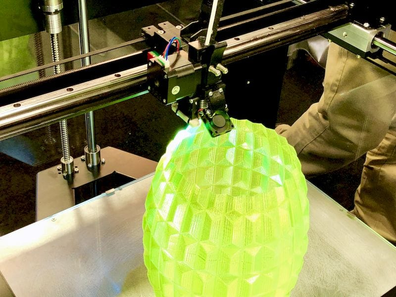 哥伦比亚3D打印机制造商Fused Form希望打入北美市场