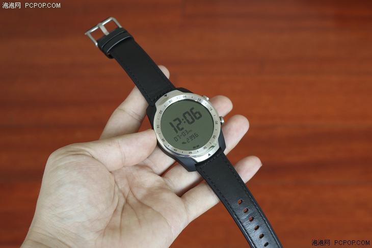 智慧双屏续航更长 TicWatch Pro智能手表评测