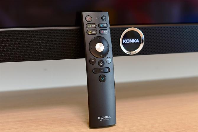 康佳M2电视评测:感受无边框全面屏的震撼