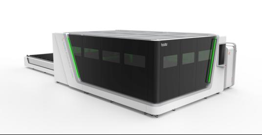 软硬结合:邦德激光发展新方向