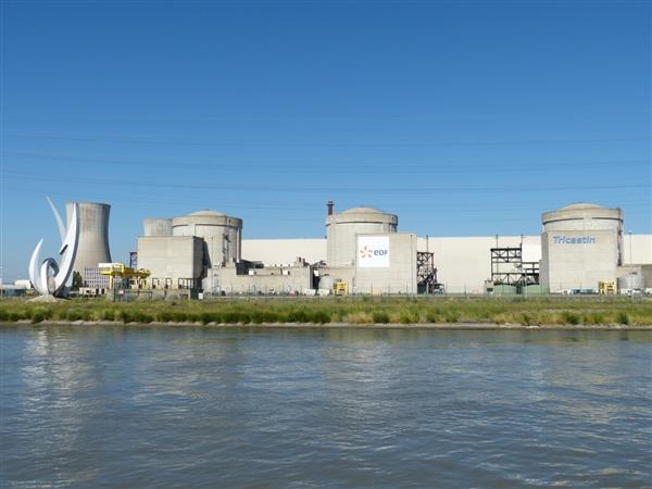 法国NGO组织以无人机试探核电站安保底线