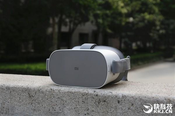 小米VR一体机上线三款新应用:50个直播频道随心看