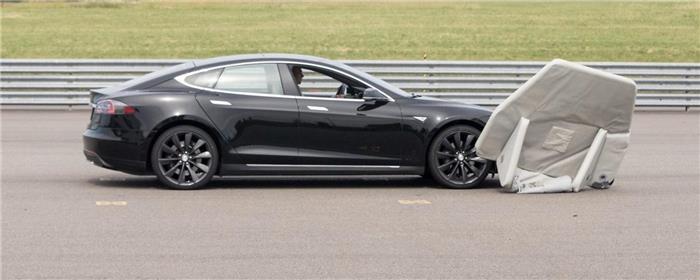 特斯拉Model S未通过自动紧急制动测试 质疑ILNAS测试有效性