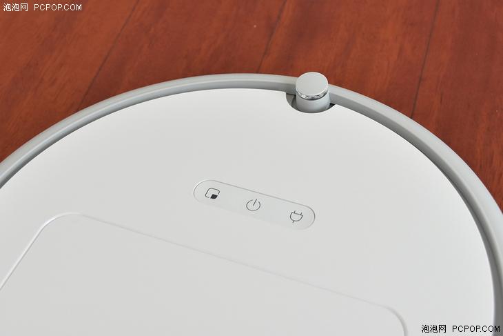 高效扫拖一体 小瓦扫地机器人规划版评测