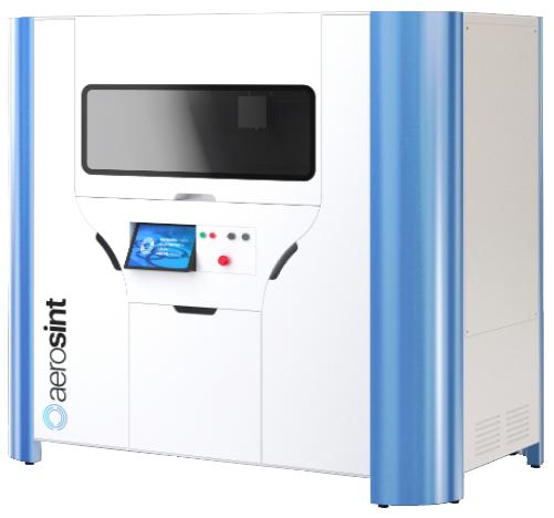 研发多材料激光烧结3D打印机 Aerosint第二轮融资660万元