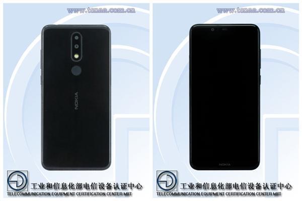 诺基亚X5将至:联发科P23+刘海屏,7月11日发