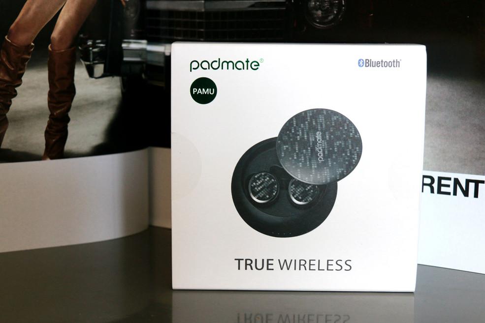 PaMu真无线触控蓝牙耳机,了解一下?