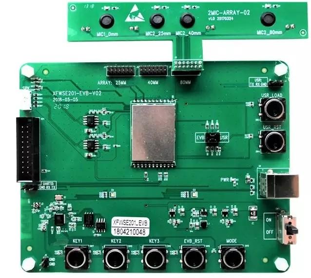 新品 | 科大讯飞双麦WIFISoC语音交互方案:让所有WIFI设备都用上AIUI