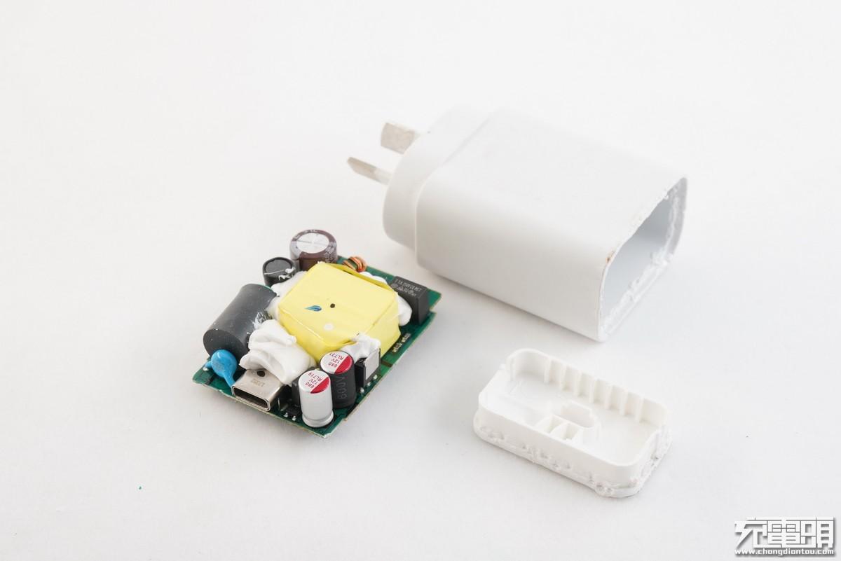 Phihong飞宏18W USB PD充电器拆解