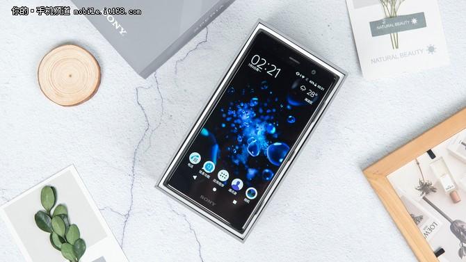 真正的4K手机 索尼XZ2 Premium评测
