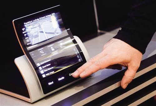 新兴应用崛起 台产商将大力开发中小尺寸LCD面板