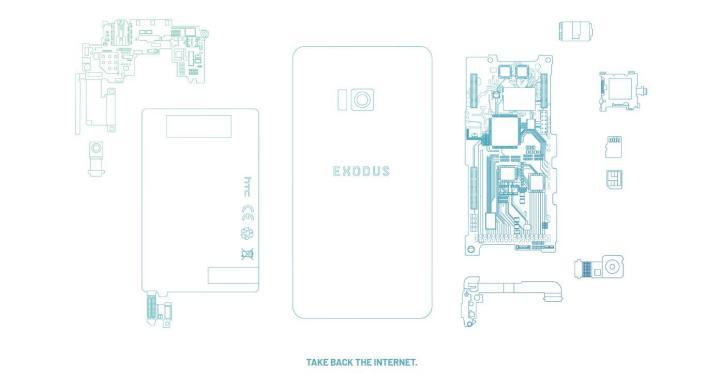 HTC首款区块链手机Exodus即将公测