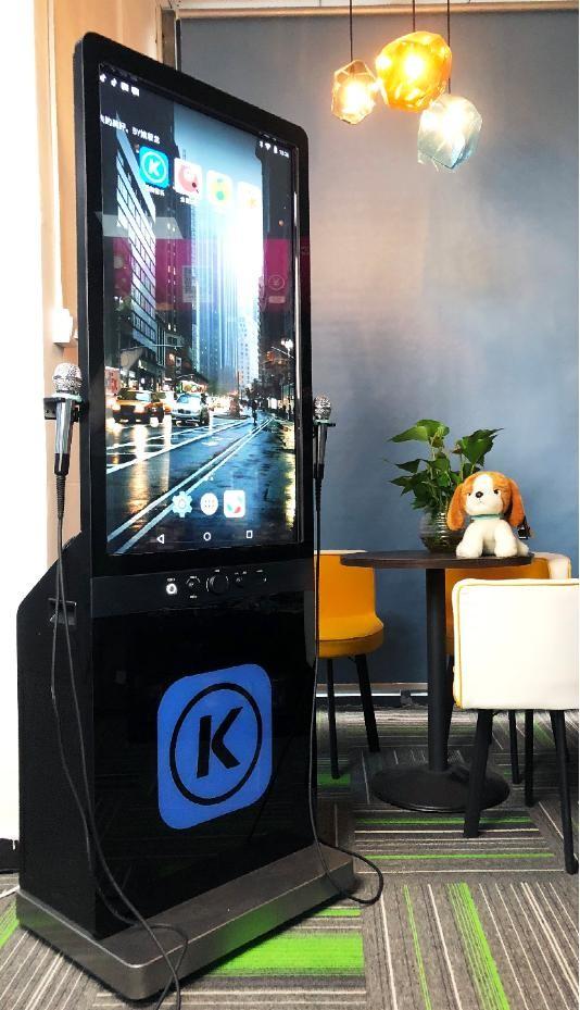 智能家居娱乐新利器,酷狗超级K歌机了解一下