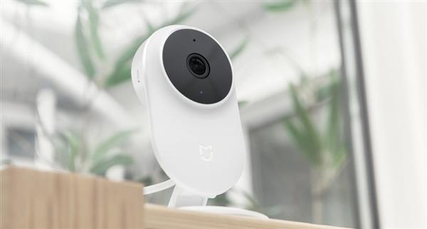 小米米家智能摄像机上架:全高清画质