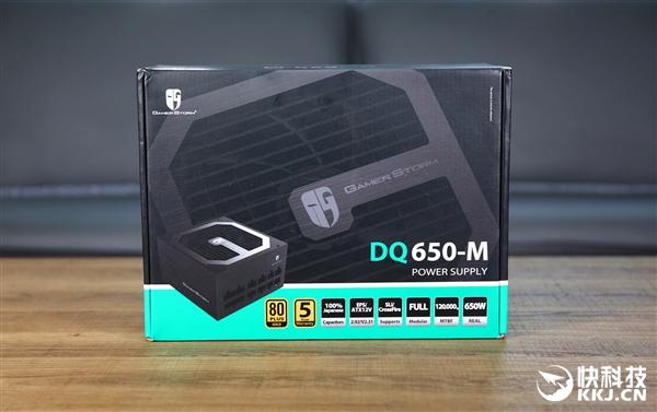 玩家风暴DQ650-M电源开箱图赏:内部错落有致