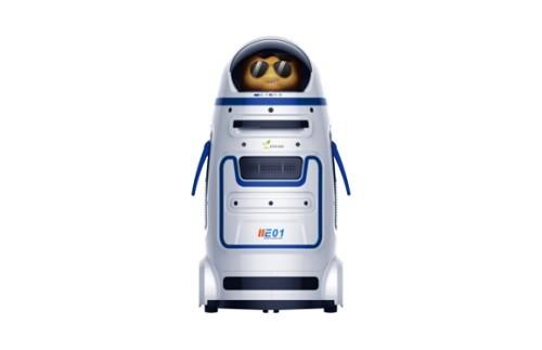 """北京进化者机器人科技有限公司参加OFweek 2018""""维科杯""""中国人工智能行业年度评选"""