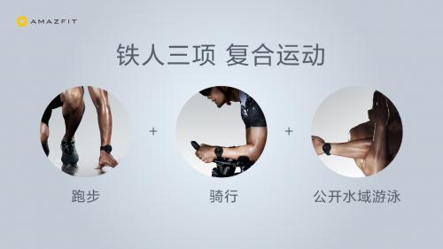 AMAZFIT智能运动手表2看运动手表时代变迁