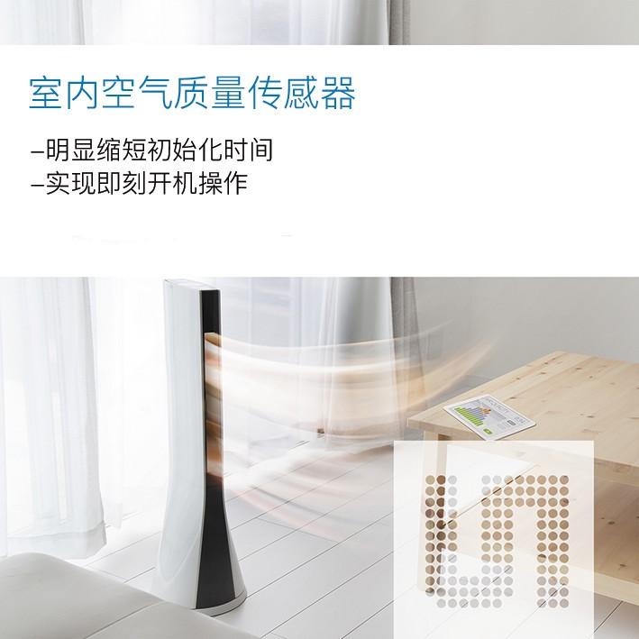 艾迈斯半导体VOC传感器提升终端用户的室内空气质量监测体验