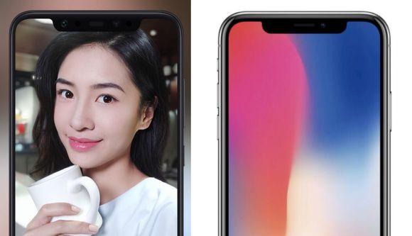 终于找到小米8为什么要抄袭iPhone x的原因了!