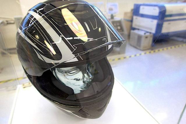 AR头盔了解一下?