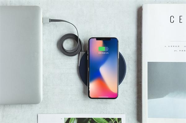 京造iPhone X无线充电器发布:支持3种充电模式