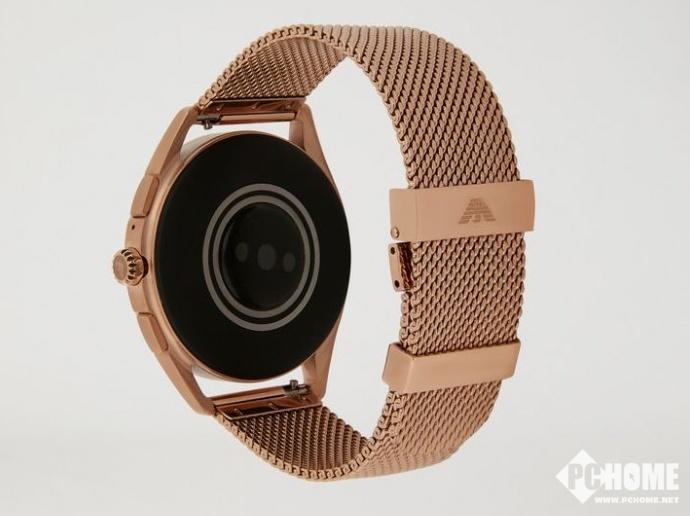 EA阿玛尼推新款智能手表 采用不锈钢表带
