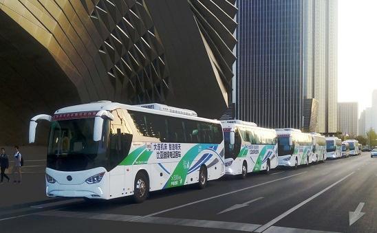 中标广州55亿元纯电动客车项目 比亚迪再下一城