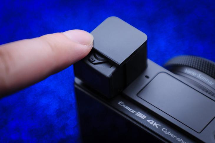 搭载全新蔡司T* 24-200mm镜头 索尼黑卡RX100 VI评测