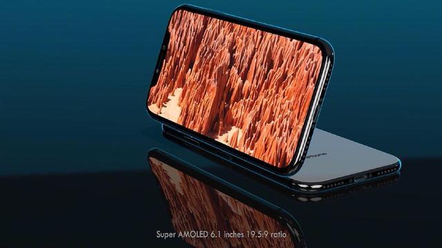 6.1寸iPhone 9曝光:苹果A12处理器 颜值超越iPhoneX