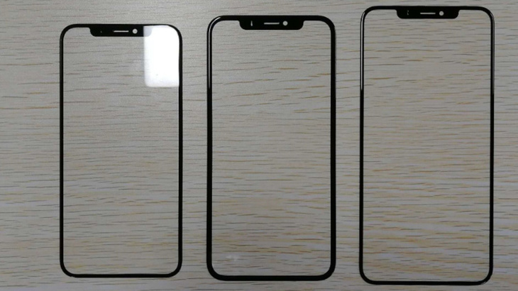 今秋三款iPhone X齐发:刘海全面屏 售价5888起
