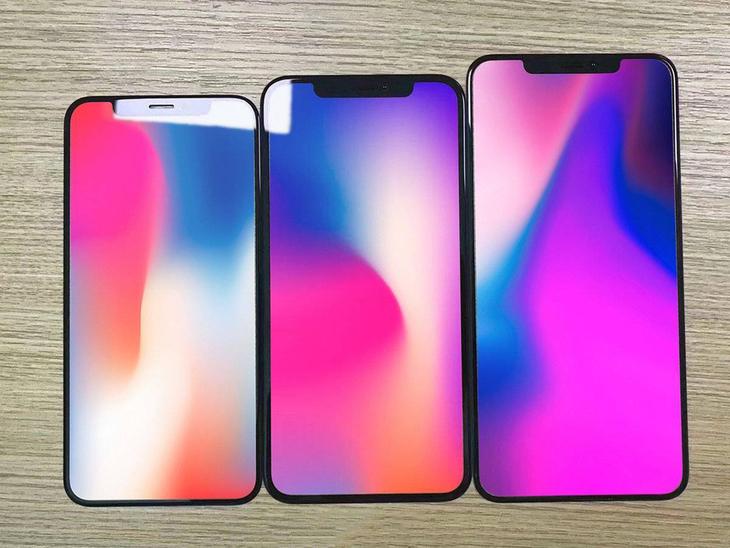 都是刘海全面屏 售价5888起 今秋三款iPhone X是你的菜吗