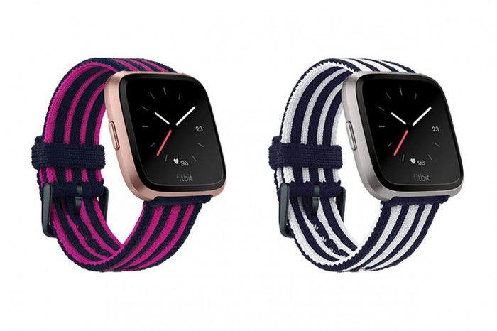 Fitbit为Versa智能手表推出新款表带