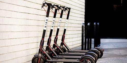 """""""共享滑板车""""掀热潮,会成为下一个共享单车吗?"""