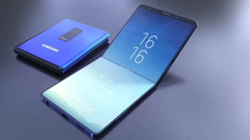 华为欲推全球首款可折叠智能手机击败三星