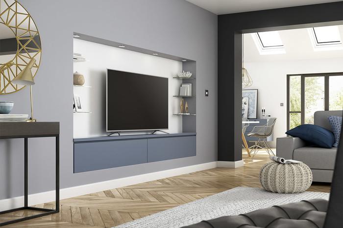 如果电视都变成了画框,你愿意每天都打开它吗?