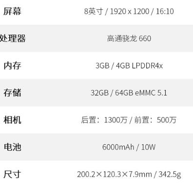 小米平板4体验:骁龙660平板,大屏追剧吃鸡无压力