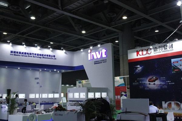 2018广州新能源智能车展不容错过的精彩瞬间!