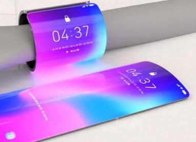 三星FLEX新机:可穿戴+100%全面屏