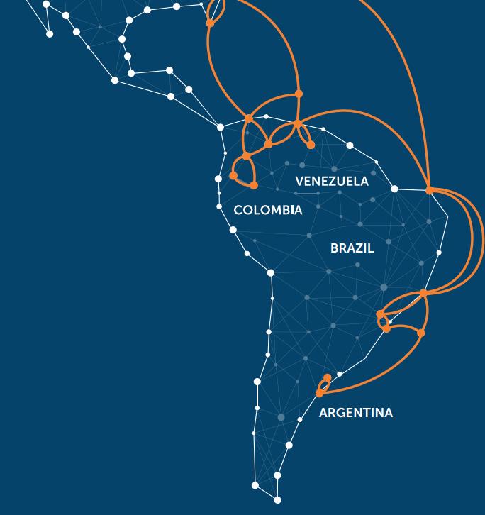 巴西-阿根廷海底光缆系统拟于2020年中投产