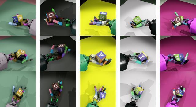 OpenAI推出智能机械手臂,可灵活操纵物体